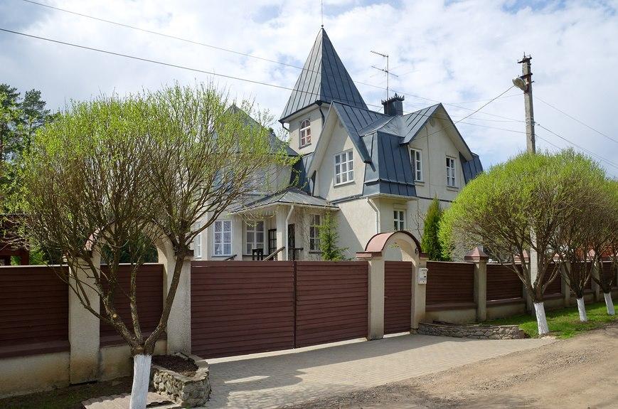Частный дома в москве фото курский дом интернат для престарелых